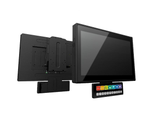 Mounting Bracket and Monitor - PAR Technology