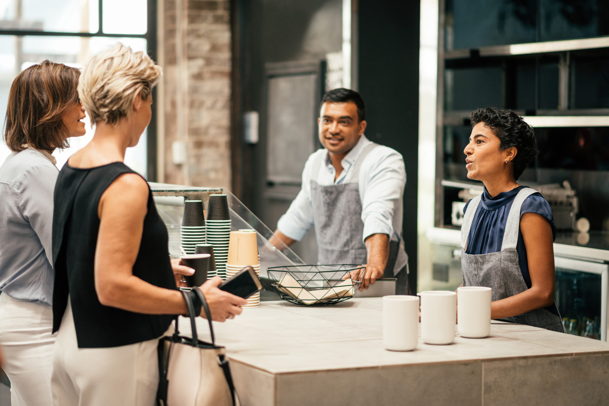 Increase visibility in your restaurant